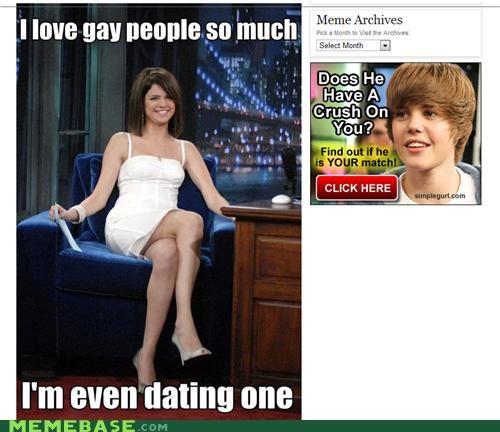 ads justin bieber Memes Reframe Selena Gomez troll - 5357189888