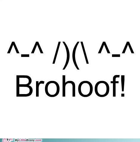 amazing best of week brohoof do it emoticon everypony meme - 5357400832