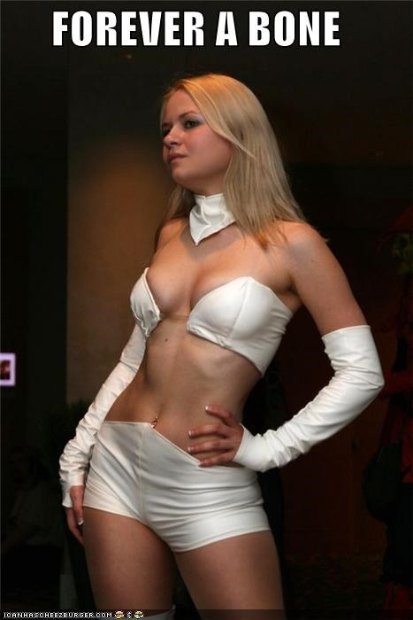 costume emma frost no no tubes Sexy Ladies Super-Lols - 5358335488