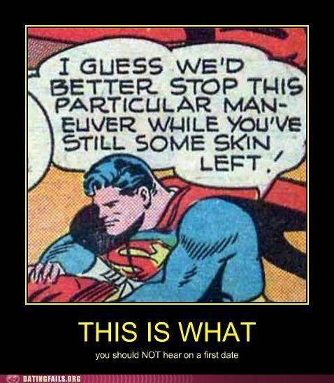 comic books sex skin superheroes superman We Are Dating - 5359244032
