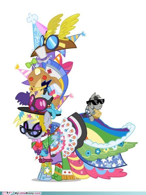 awesome derpy hooves halloween looks great nightmare night ponies - 5359442432