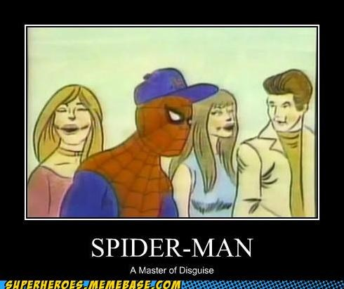 disguise hat Spider-Man Straight off the Page - 5359523584