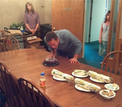 5-foot-long,birthday,Jared,Kirk Cameron,Subway