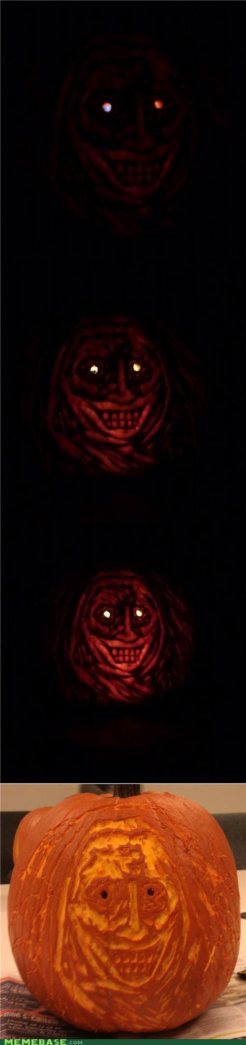 brightness carve IRL pumpkins The Shadowlurker - 5359712768