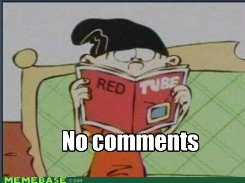 cartoons,comments,eddie mcclintock,magazine,nope,redtube,what