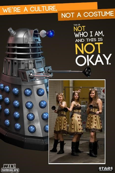 costume dalek doctor who halloween nerdgasm - 5359950080