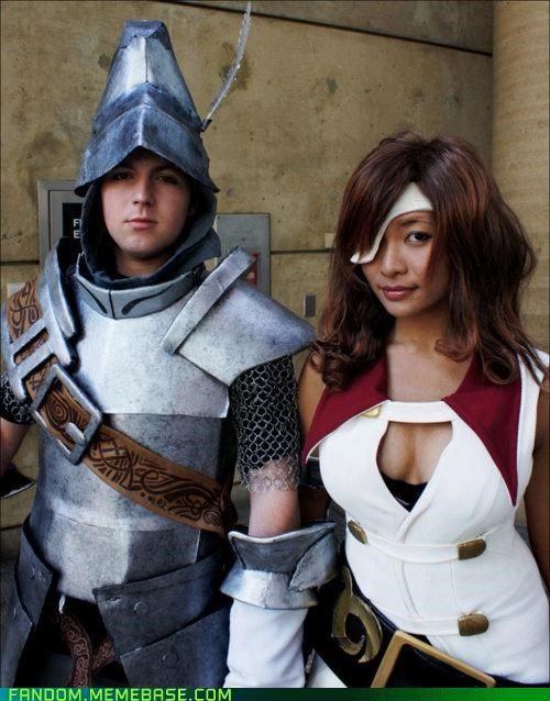 Beatrix cosplay Final Fantasy IX Steiner video games - 5360389888