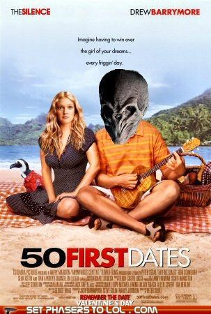 50 first dates adam sandler better doctor who drew barrymore Movie the silence - 5360446976
