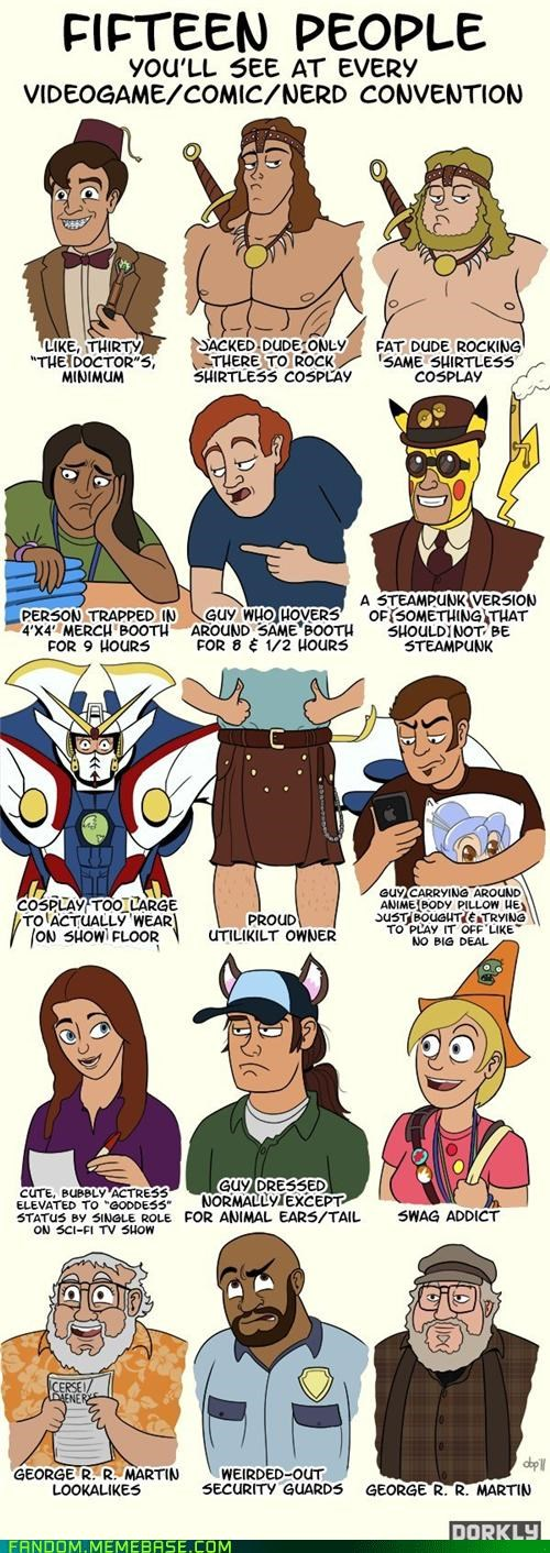 cartoons conventions So Conventional - 5360791808