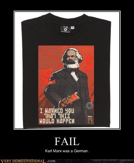 karl marx communist T.Shirt funny - 5360941312