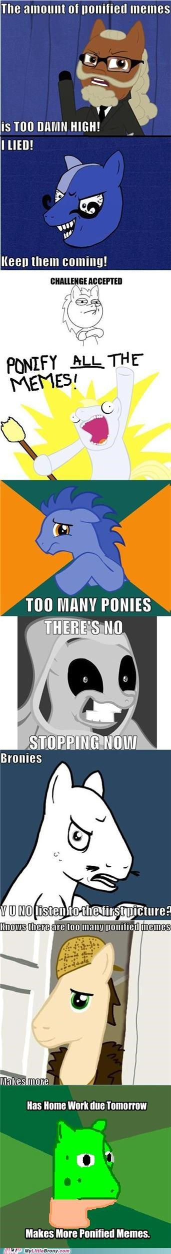 Bronies good job guys meme Memes ponification yo pony - 5360959232