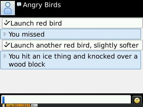 angry birds,blackberry,games,text