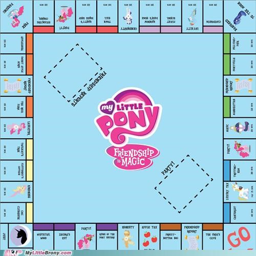 best of week board games crossover monopoly my little pony ponify - 5361003008