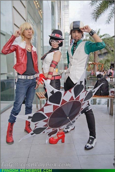 anime as seen on tv barnaby-brooks-jr Kotestsu T Kaburagi Kriem Tiger and Bunny - 5361007616