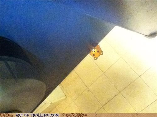 bathroom stall,pedobear,bathroom
