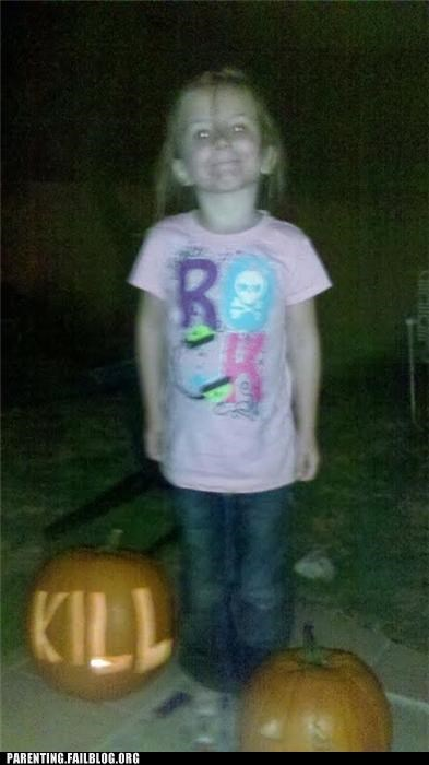 carving creepy halloween morbid Parenting Fail pumpkins - 5361788928