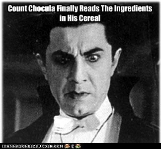 count chocula dracula historic lols ingredients nutrition shocked tricalcium phosphate vampire vintage what is that what is this i dont even what