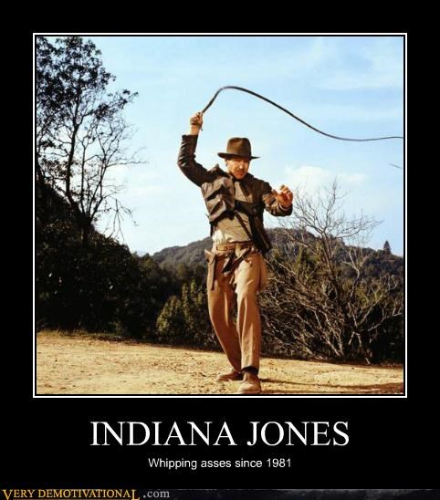 Indiana Jones Movie Pure Awesome whip - 5362720512