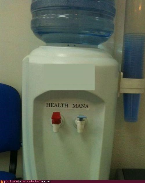 health mana Office water cooler wtf - 5363209728