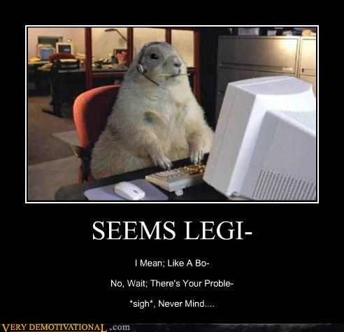 animals computer gerbil Like a Boss Pure Awesome seems legit theres-your-problem