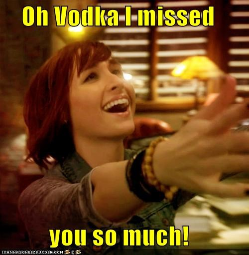 allison scagliotti,claudia donovan,miss,vodka,warehouse 13