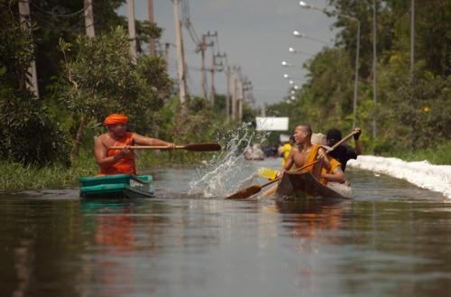 Bangkok Floods Photo Series - 5363964416
