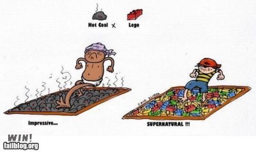 comic lego nerdgasm video game - 5364023552