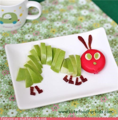 best of the week book cheese epicute fruit kids snack the very hungry caterpill - 5364035328