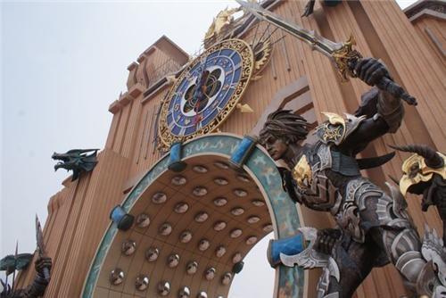China,Nerd News,starcraft,theme park,video games,Warcraft,world of warcraft,WoW