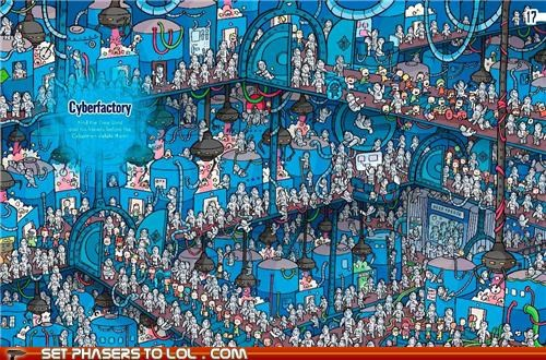 book doctor who tardis the doctor wheres waldo - 5364338944
