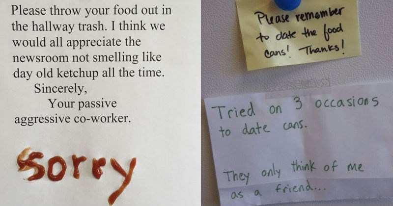 ridiculous passive aggressive notes funny - 5364741