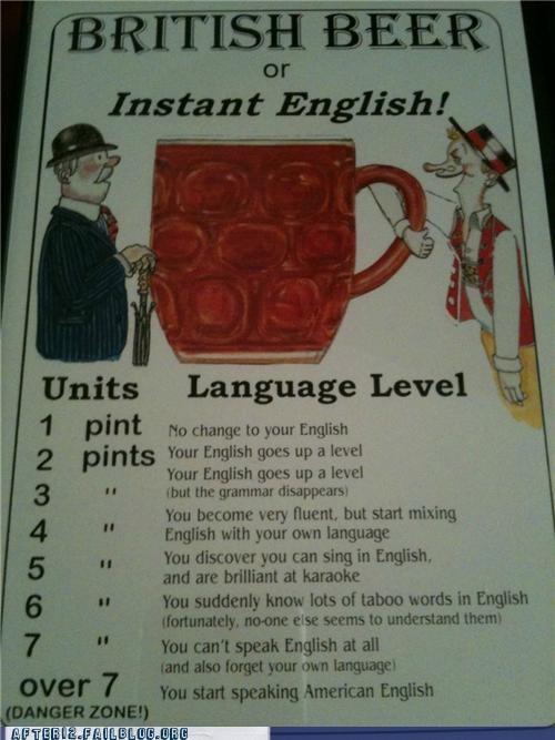 america beer drinking england english language pints yank - 5364778752