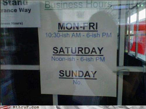 business estimate hours sign vague work - 5364847360