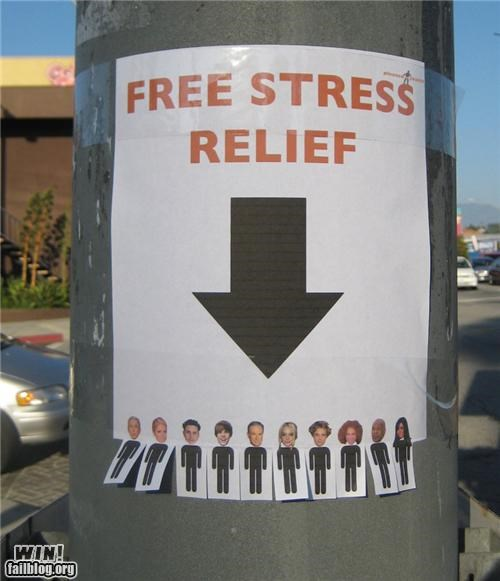 anger management,celeb,sign,stress relief,take one