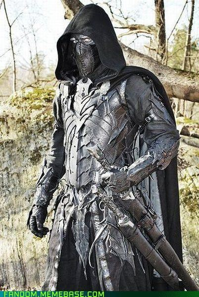 armor cosplay drow dungeons and dragons - 5364914944