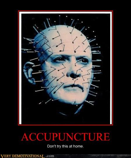 acupuncture halloween hell raiser Movie Terrifying - 5365394176