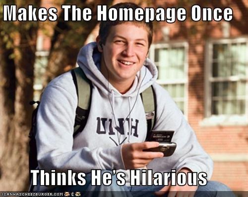 hilarious homepage memebase meta uber frosh - 5365511680