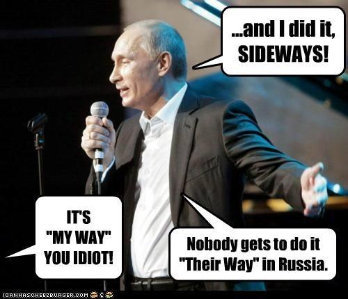 political pictures Vladimir Putin - 5365519360