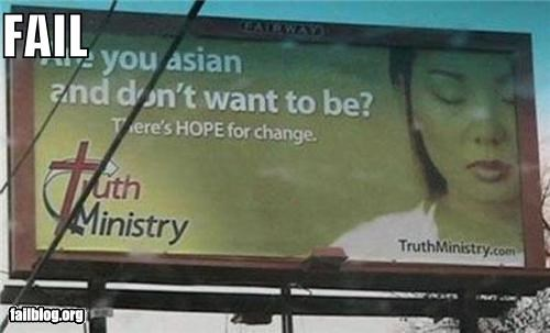 billboard failboat g rated Hall of Fame racist religion wtf - 5365767936
