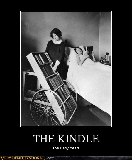 bed,book,early years,kindle,Pure Awesome