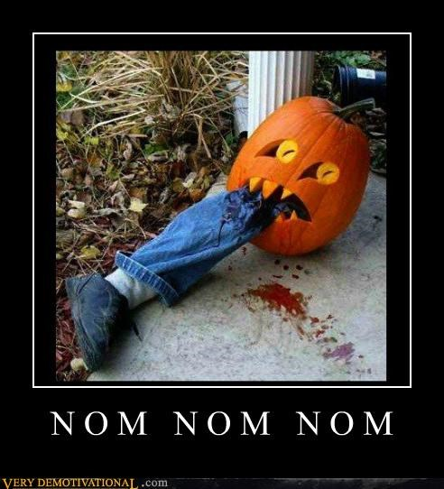 halloween,leg,pumpkins,Terrifying