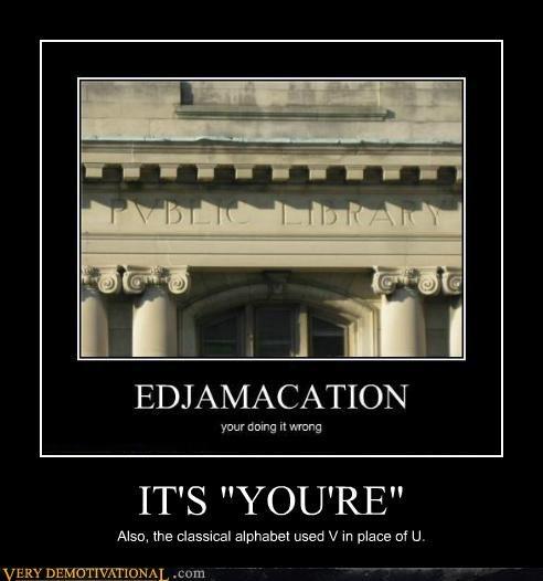 alphabet grammar hilarious u v youre - 5367146240