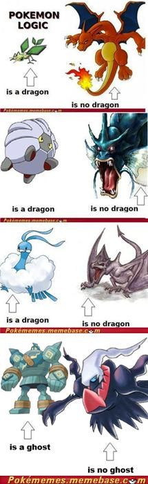dragon,ghost,Memes,pokelogic,revisited