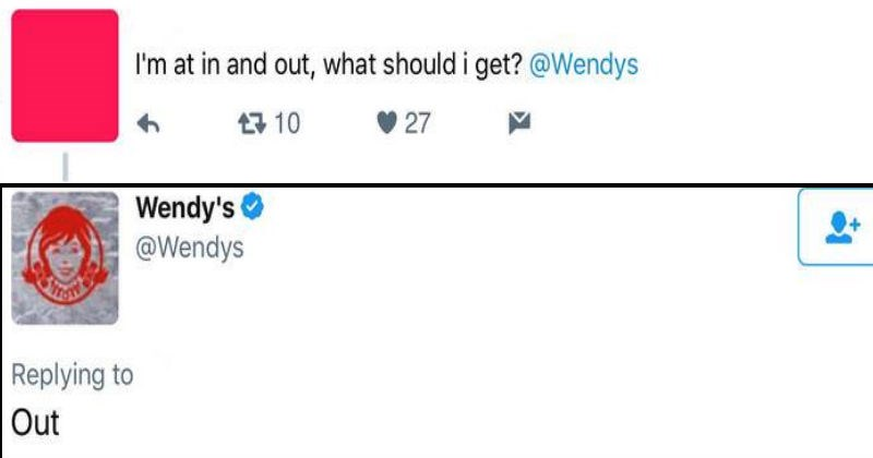 twitter wendys roast insult funny fast food - 5367557