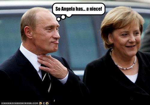 angela merkel,political pictures,Vladimir Putin