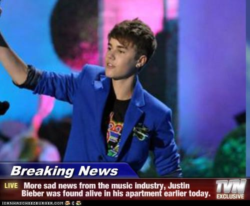 singers,alive,Hall of Fame,justin bieber,news,Sad