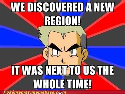 best of week meme Memes new region professor oak theyre-everywhere - 5368270592