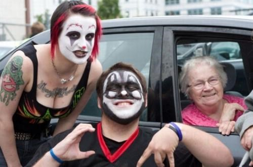 FBI,insane clown posse,juggalos,National Gang Threat Asse,Say What Now
