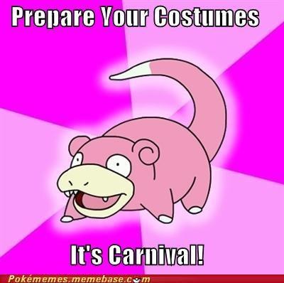 Carnival costume halloween meme Memes pokeween slowpoke - 5368636160