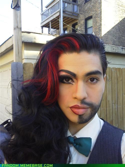 fandombase,hubba hubba,makeup-boygirl